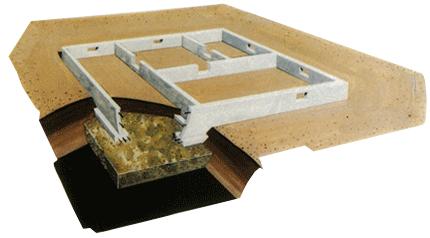 表層改良工法イメージ1